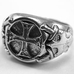 X028 - Ring - Cross